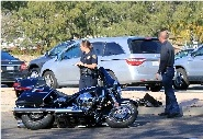 Oregon Motorcycle Accident