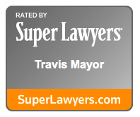 Travis_Mayor Super Lawyers Badge