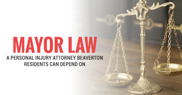 personal injury attorney beaverton