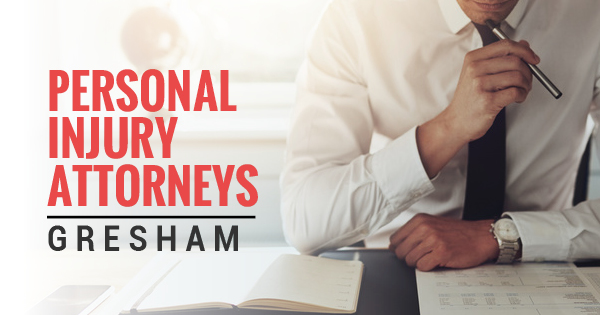 personal injury attorney Gresham
